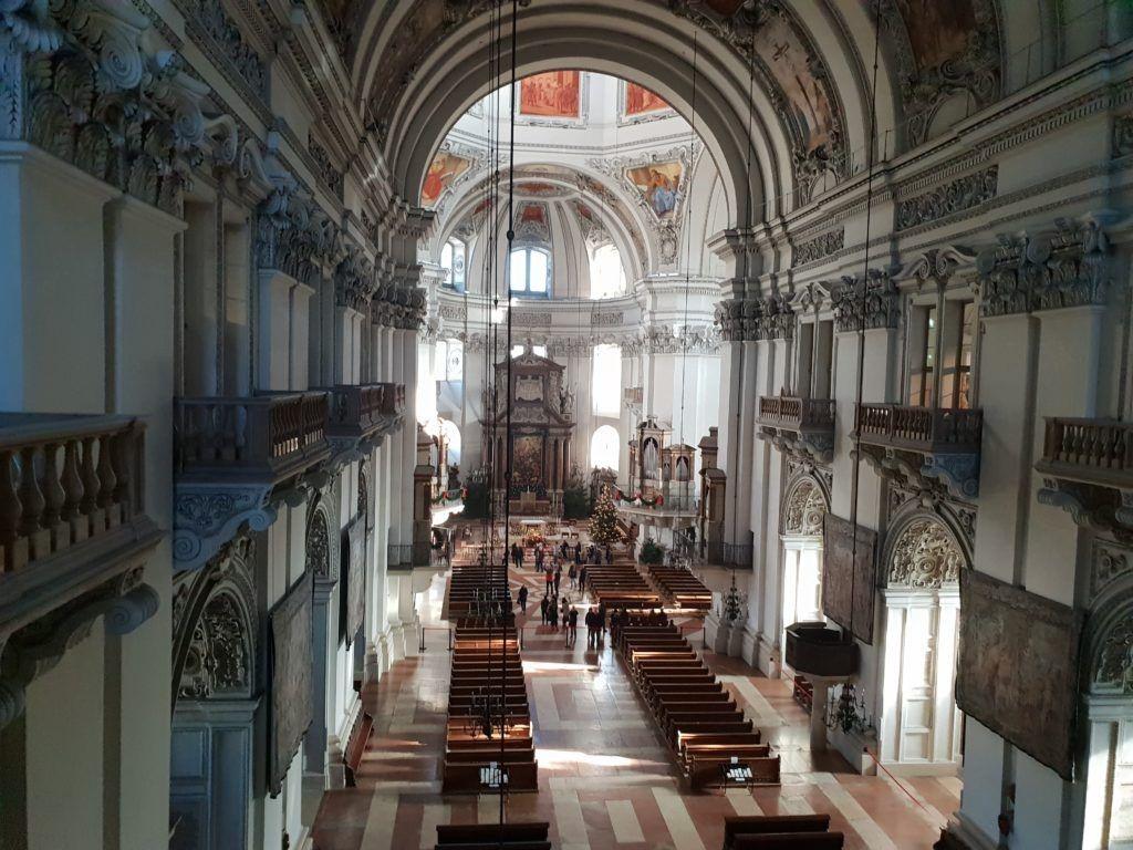 Salzburg. Katedra św. Ruperta